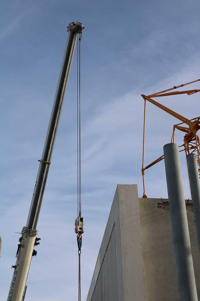 Construction d'une salle multifonctions à Ploufragan : Le Grimolet img2926
