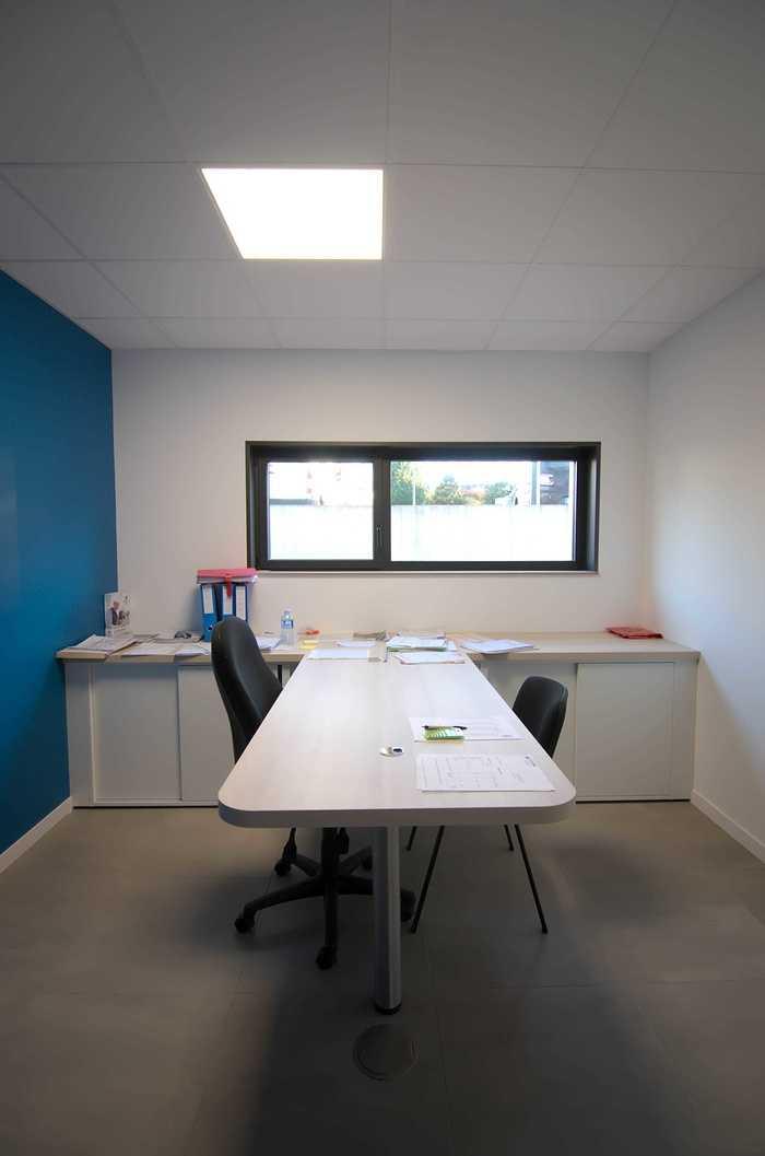 Nouveaux locaux pour la Société Le Guern à Plédran dsc0570